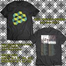 HITS MATCHBOX TWENTY&COUNTING CROWS TOUR 2017 BLACK TEE'S 2SIDE MAN WOMEN ASTR