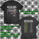 HITS ONE OK ROCK AMBITONS X TOUR 2017 BLACK TEE'S 2SIDE MAN WOMEN ASTR 443