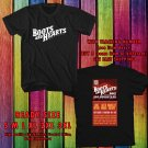HITS BOOTS AND HEARTS FEST ON AUG 2017 BLACK TEE'S 2SIDE MAN WOMEN ASTR 554