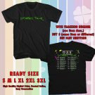 HITS O.A.R THE STOARIES TOUR 2017 BLACK TEE'S 2SIDE MAN WOMEN ASTR