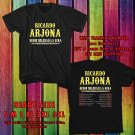 HITS RICARDO ARJONA CIRCO SOLEDAD USA TOUR 2017 BLACK TEE'S 2SIDE MAN WOMEN ASTR 776