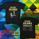 HITS RICARDO ARJONA CIRCO SOLEDAD USA TOUR 2017 BLACK TEE'S 2SIDE MAN WOMEN ASTR 115