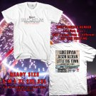 HITS PEPSI PRESENT GULF COAST COUNTRY JAM 2017 WHITE TEE'S 2SIDE MAN WOMEN ASTR