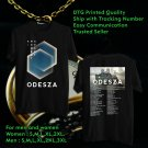 HITS ODESZA A MOMENT APART WORLD TOUR 2017 BLACK TEE'S 2SIDE MAN WOMEN ASTR