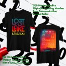 HITS LOST LAKE MUSIC FEST ON OCT 2017 BLACK TEE'S 2SIDE MAN WOMEN ASTR 443