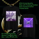 HITS FALL OUT BOY MANIA TOUR 2017 BLACK TEE'S 2SIDE MAN WOMEN ASTR 665