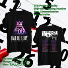HITS FALL OUT BOY MANIA TOUR 2017 BLACK TEE'S 2SIDE MAN WOMEN ASTR 668
