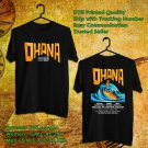 HITS OHANA MUSIC FEST ON SEPT 2017 BLACK TEE'S 2SIDE MAN WOMEN ASTR