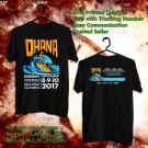 HITS OHANA MUSIC FEST ON SEPT 2017 BLACK TEE'S 2SIDE MAN WOMEN ASTR 988