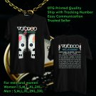 HITS VOODOO MUSIC FEST ON OCT 2017 BLACK TEE'S 2SIDE MAN WOMEN ASTR 766