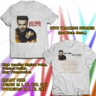 HITS LUIS FONSI LOVE+DANCE WORLD TOUR 2017 WHITE TEE'S 2SIDE MAN WOMEN ASTR