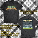 HITS MUSIC MIDTOWN MUSIC FESTIVAL OCT 2017 BLACK TEE'S 2SIDE MAN WOMEN ASTR