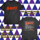 HITS BOO MUSIC FESTIVAL OCT 2017 BLACK TEE'S 2SIDE MAN WOMEN ASTR