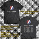 HITS DEAD & COMPANY FALL TOUR 2017 BLACK TEE'S 2SIDE MAN WOMEN ASTR 554