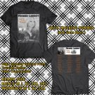 HITS MIRANDA LAMBERT LIVIN LIKE HIPPIES TOUR 2018 BLACK TEE'S 2SIDE MAN WOMEN ASTR 887