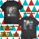 HITS ZZ WARD THE STORM TOUR 2018 BLACK TEE'S 2SIDE MAN WOMEN ASTR