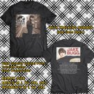 HITS JAKE BUGG SOLO ACOUSTIC N.AMERICA TOUR 2017 BLACK TEE'S 2SIDE MAN WOMEN ASTR