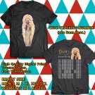 HITS CHER DRESSED TO KILL TOUR 2017-2018 BLACK TEE'S 2SIDE MAN WOMEN ASTR