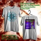 HITS DARK STAR ORCHESTRA WINTE TOUR JAMAICA 2018 WHITE TEE'S 2SIDE MAN WOMEN ASTR 844