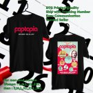HITS POPTOPIA FESTIVAL ON DEC 2017 BLACK TEE'S 2SIDE MAN WOMEN ASTR 811