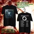 HITS ARCHITECTS N.AMERICA TOUR 2018 BLACK TEE'S 2SIDE MAN WOMEN ASTR 844