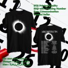 HITS ARCHITECTS N.AMERICA TOUR 2018 BLACK TEE'S 2SIDE MAN WOMEN ASTR