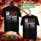 HITS PHILLIP PHILLIPS THE MAGNETIC TOUR 2018 BLACK TEE'S 2SIDE MAN WOMEN ASTR