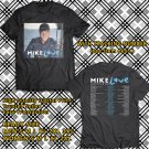 HITS MIKE LOVE SOLO TOUR 2018 BLACK TEE'S 2SIDE MAN WOMEN ASTR 654