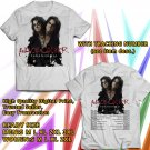 HITS ALICE COOPER PARANORMAL TOUR 2018 WHITE TEE'S 2SIDE MAN WOMEN ASTR 665