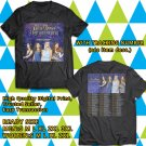HITS CELTIC WOMAN HOMECOMING N.AMERICA TOUR 2018 BLACK TEE'S 2SIDE MAN WOMEN ASTR