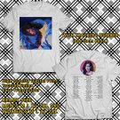 HITS LORDE MELODRAMA N.AMERICA TOUR 2018 WHITE TEE'S 2SIDE MAN WOMEN ASTR 998