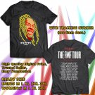 HITS FETTY WAP THE FMF FOR MY FANS TOUR 2018 BLACK TEE'S 2SIDE MAN WOMEN ASTR 770