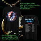 HITS DEAD AND COMPANY SUMMER USA TOUR 2018 BLACK TEE'S 2SIDE MAN WOMEN ASTR 332