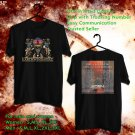 HITS EARTH,WIND AND FIRE : 2054 TOUR 2018 BLACK TEE'S 2SIDE MAN WOMEN ASTR