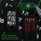 HITS WHY DON'T WE INVITATION TOUR 2018 BLACK TEE'S 2SIDE MAN WOMEN ASTR