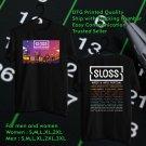 HITS SLOSS MUSIC FESTIVAL ON JUL 2018 BLACK TEE'S 2SIDE MAN WOMEN ASTR