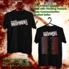 HITS THE KEVIN HART IRRESPONSIBLE TOUR 2018 BLACK TEE'S 2SIDE MAN WOMEN ASTR 665