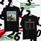 HITS JOHN BUTTLER TRIO N.AMERICA TOUR 2018 BLACK TEE'S 2SIDE MAN WOMEN ASTR 554