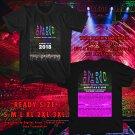 HITS HARD MUSIC FEST AUG 2018 BLACK TEE'S 2SIDE MAN WOMEN ASTR 776