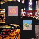 HITS FYE MUSIC FEST JULY 2018 BLACK TEE'S 2SIDE MAN WOMEN ASTR 776