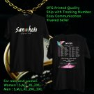 HITS SAN HOLO ALBUM 1 TOUR 2018 BLACK TEE'S 2SIDE MAN WOMEN ASTR 554