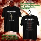 HITS MYLES KENNEDY EXTEND YEAR OF THE TIGER TOUR 2018 BLACK TEE'S 2SIDE MAN WOMEN ASTR 666