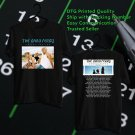 HITS THE BAND PERRY COORDINATES TOUR 2018 BLACK TEE'S 2SIDE MAN WOMEN ASTR 554