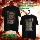 HITS KELLY CLARKSON MEANING OF LIFE TOUR 2019 BLACK TEE'S 2SIDE MAN WOMEN ASTR 221