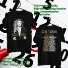 HITS KELLY CLARKSON MEANING OF LIFE TOUR 2019 BLACK TEE'S 2SIDE MAN WOMEN ASTR 112