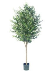 6' Artificial Olive Tree