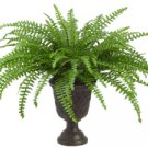 Artificial Boston Fern In Urn