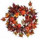 "22"" Harvest Wreath"