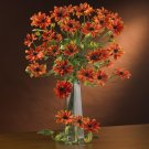"28.5"" Cosmo Stem (Set of 12) - Orange"