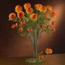 Heliconia Liquid Illusion - Orange